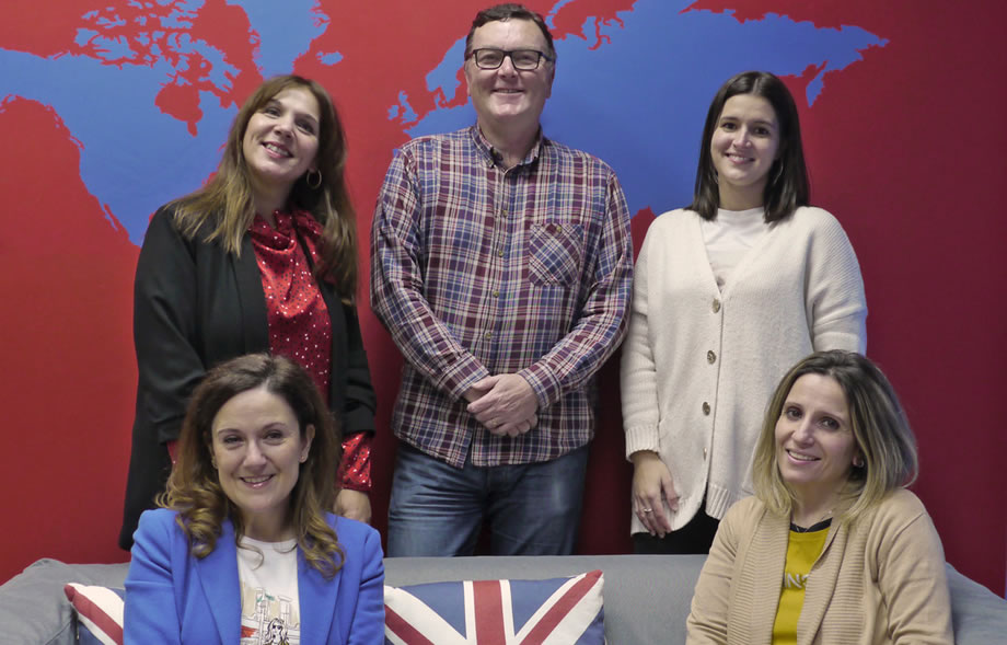 English World - English academy in A Coruña